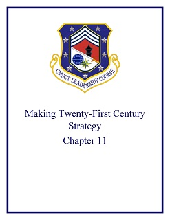 Making Twenty-First Century Strategy