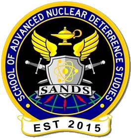 School of Nuclear Deterrence Studies Patch