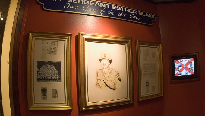 Staff Sergeant Esther Blake