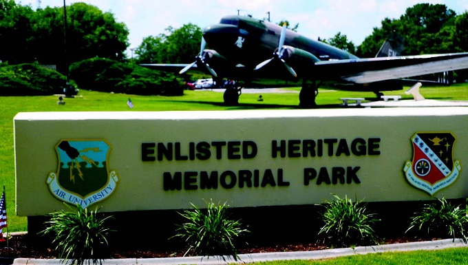 Enlisted Heritage Memorial Park