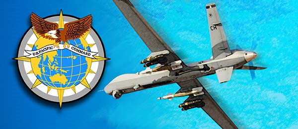 Building Partnership Capacity by Using MQ-9s in the Asia-Pacific