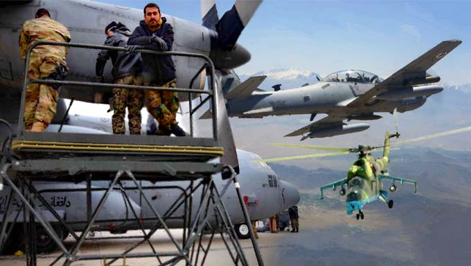 Improving Resource Management in the Afghan Air Force