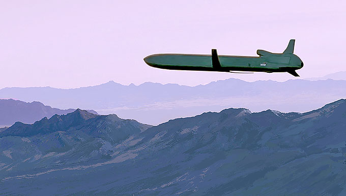 The Long-Range Standoff Cruise Missile: A Key Component  of the Triad