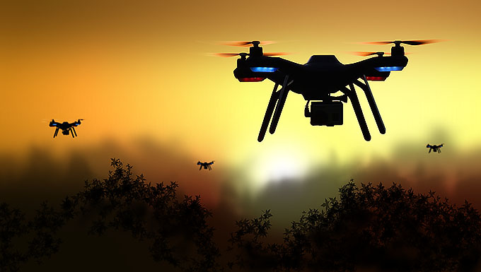 Small Unmanned Aerial Systems and Tactical Air Control