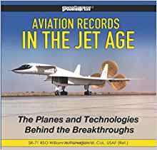 Book cover of Aviation Records in the Jet Age: The Planes and Technologies behind the Breakthroughs