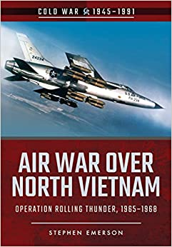 Book cover of Air War over North Vietnam
