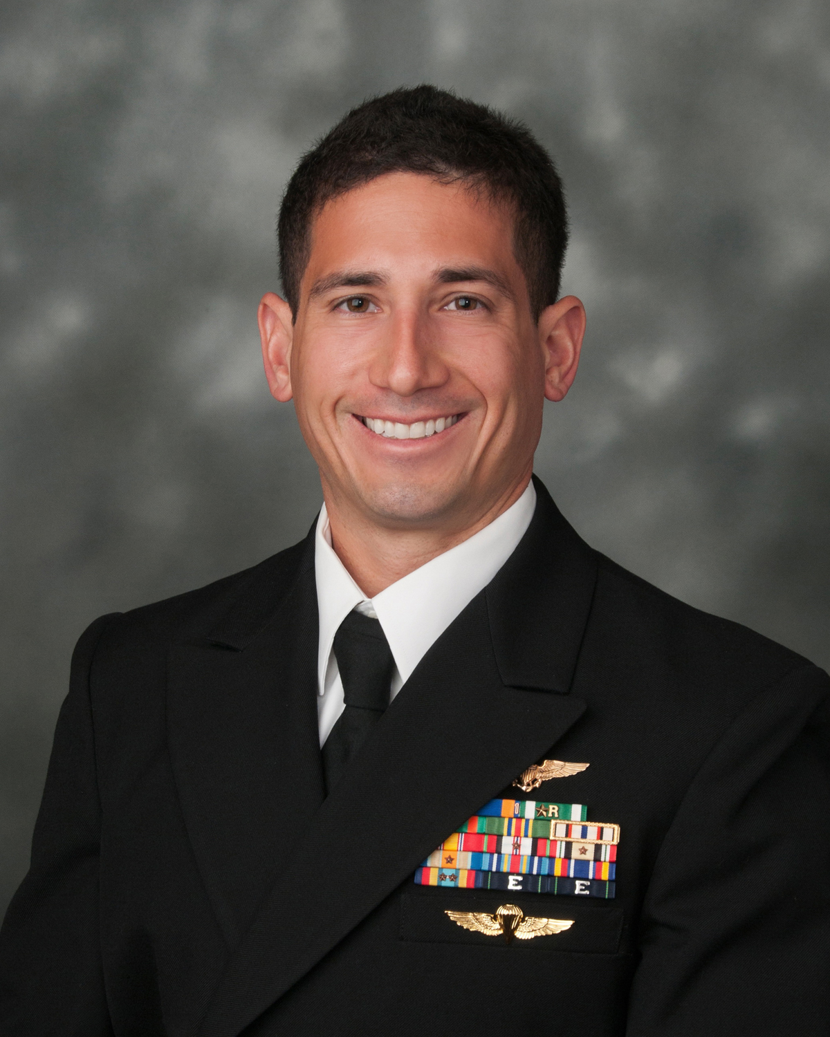 Photo of LCDR Trevor Phillips-Levine, USAF