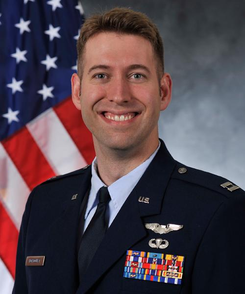 Capt Keith B. Nordquist, USAF