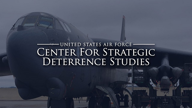 USAF Center for Strategic Deterrence Studies