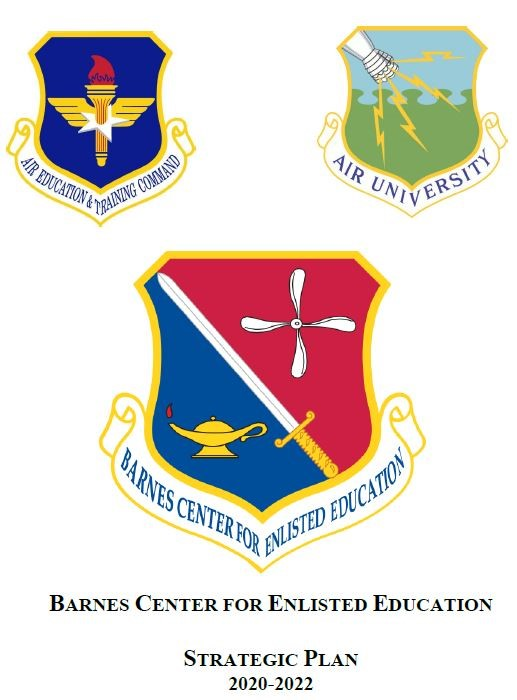 Select to View the Barnes Center Strategic Plan