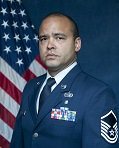 MSgt Eric M. Griffin