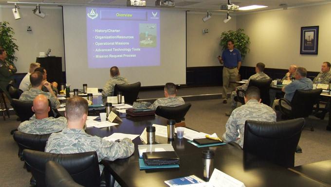 Commanders' Professional Development School
