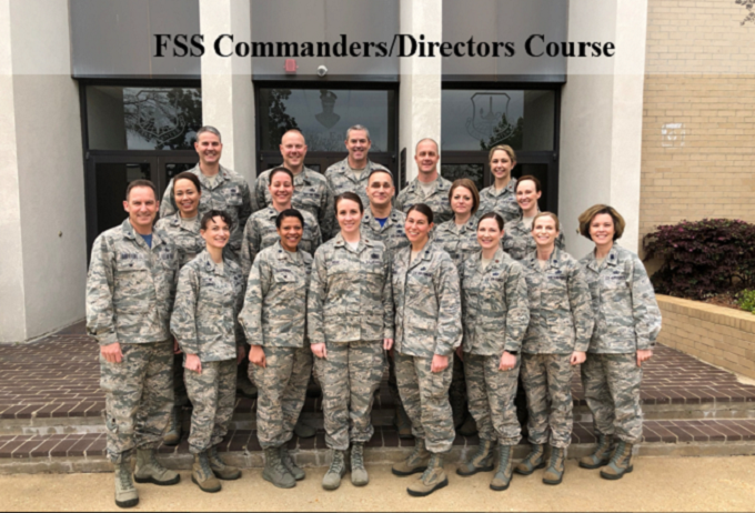FSS Commanders and Directors Class Picture