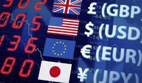 Image of currency exchange