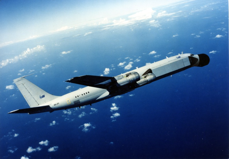 Israeli Phalcon Airborne Early Warning System