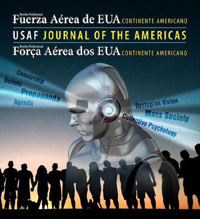 USAF Journal of the Americas Cover 2019-3