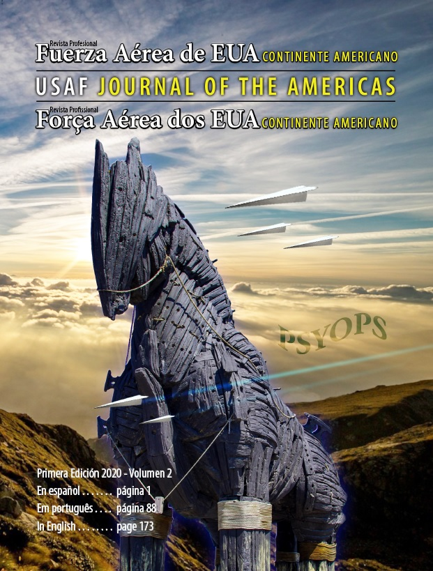 USAF Journal of the Americas Cover 2020-1