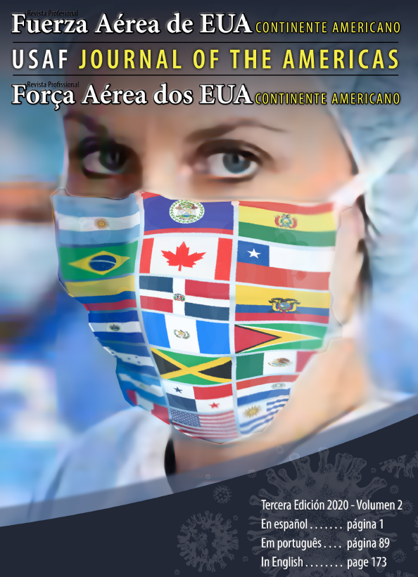 USAF Journal of the Americas Cover 2020-3