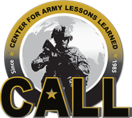 Center for Army Lessons Learned (CALL)