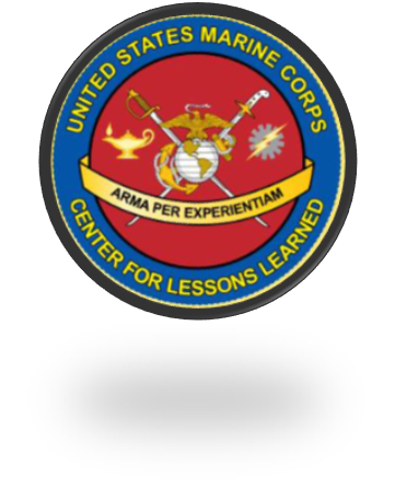 Marine Corps Center for Lessons Learned