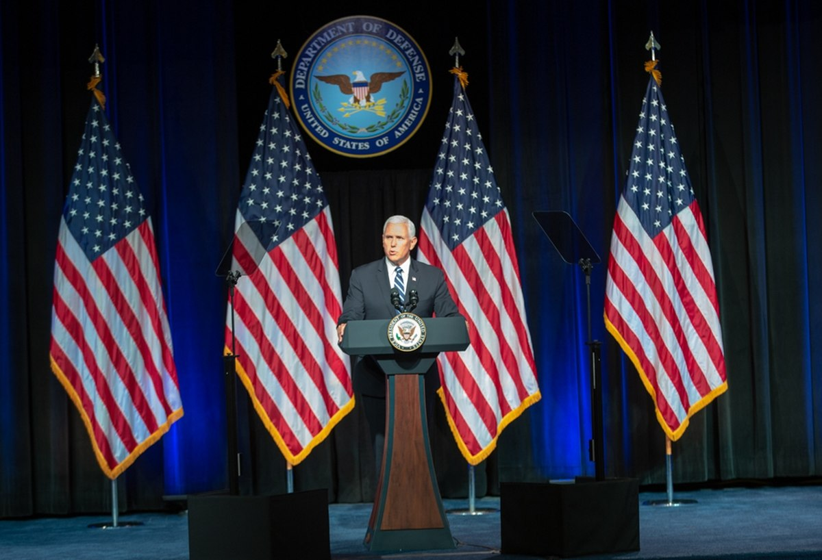 Pentagon lays groundwork for Space Force to blast off in 2020