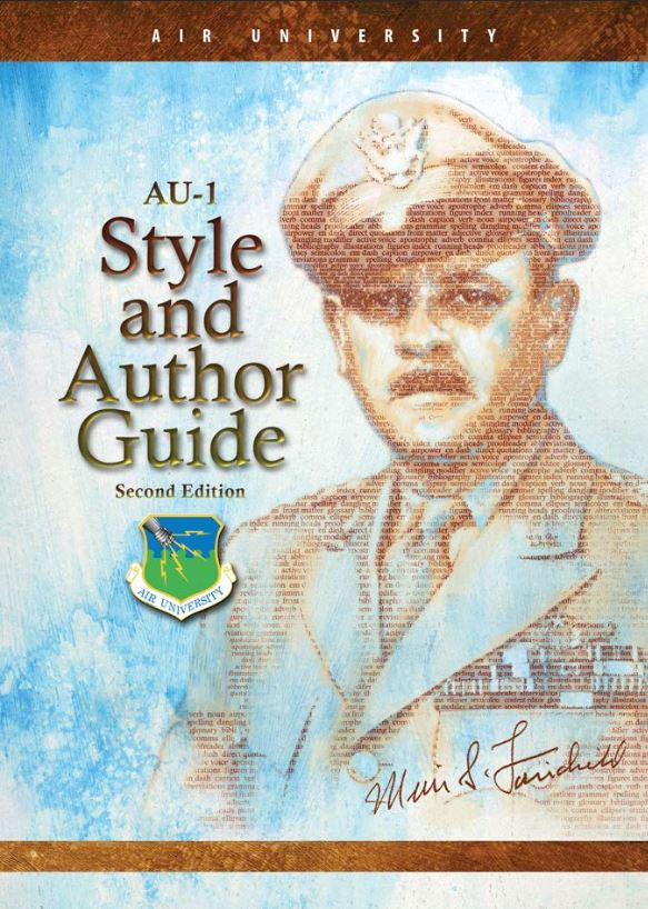 AU Style and Author Guide