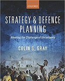 Book Cover - Strategy and Defence Planning