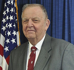 Photo of Dr. David R. Mets, USAF, Retired