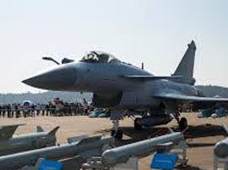Photo of China's J-10 fighter