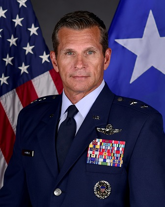 MAJOR GENERAL BARRY R. CORNISH
