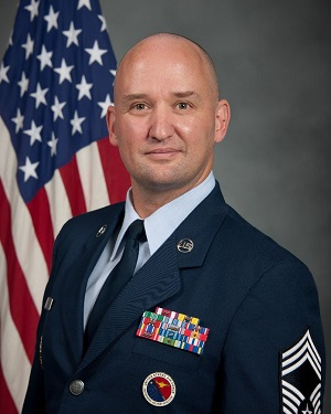 CMSgt Robert Vensel