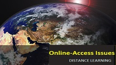 Online Access Issues