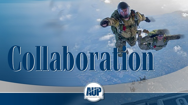Collaborate with AUP on a shared publication, outreach, or other project.