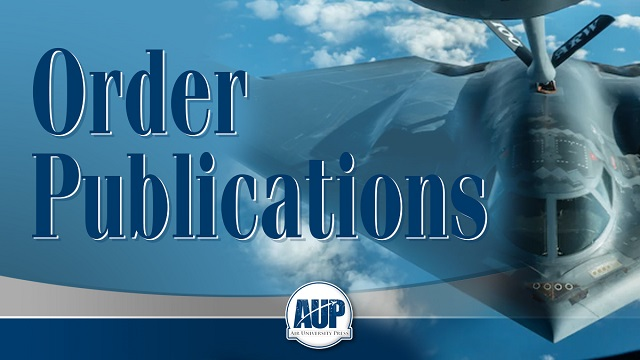 Order print copies of  AUP's books, papers, or journals.
