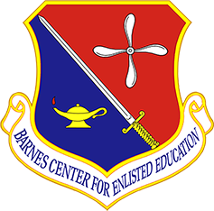Barnes Center Shield