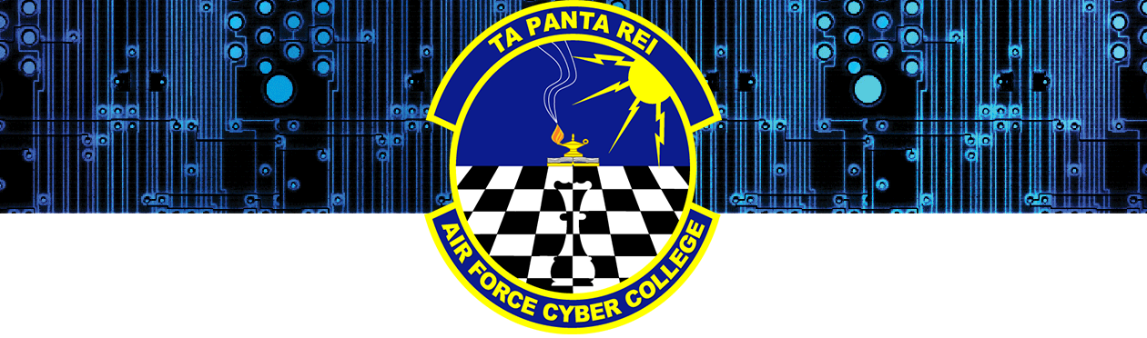 50 Cyber Questions Every Airman Can Answer > Air University