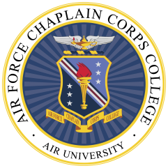 Air Force Chaplain Corps College Logo