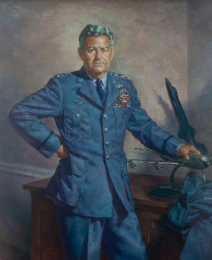 General LeMay Painting