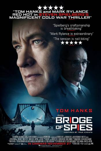 DVD Cover Image for: Bridge of spies