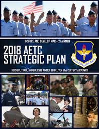 Book Cover Image for: AETC 2018 Strategic Plan