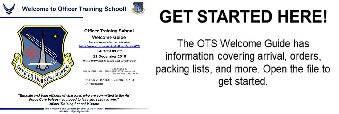 Download OTS Welcom Guide