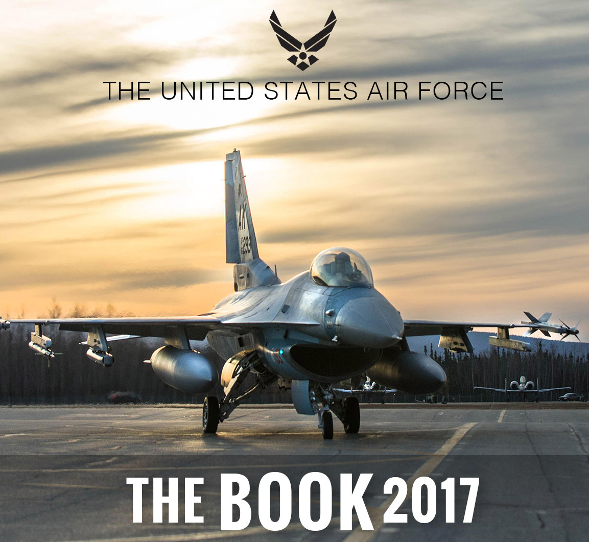 The Book - USAF in review 2017
