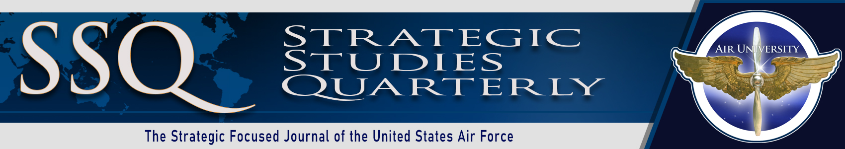 Strategic Studies Quarterly