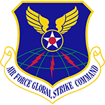 Air Force Global Strike Command Crest