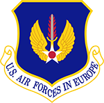 US Air Forces in Europe Crest